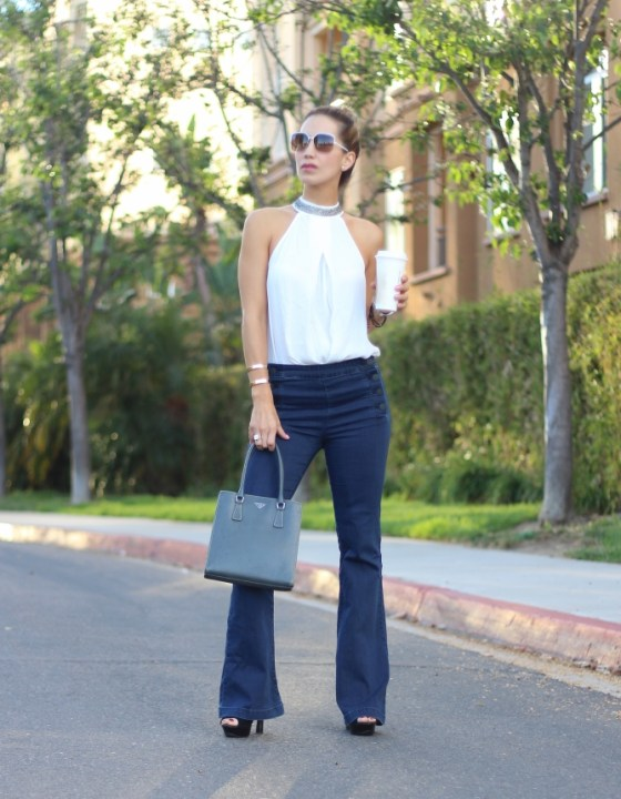 70's VIBES / FLARE JEANS
