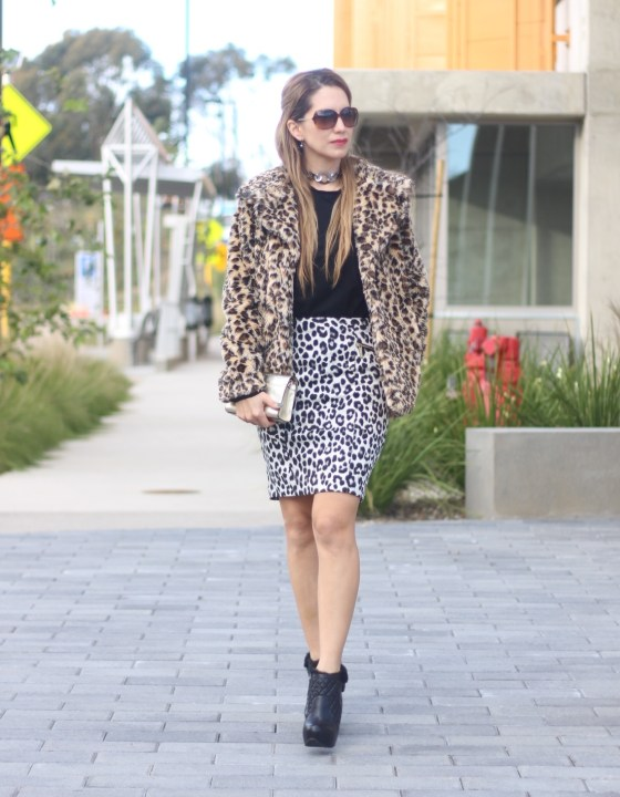 HOW TO MIX LEOPARD PRINT
