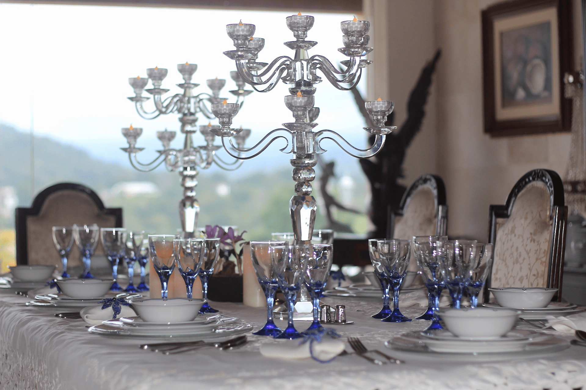 HOW TO SET A TABLE // SPECIAL OCCASION