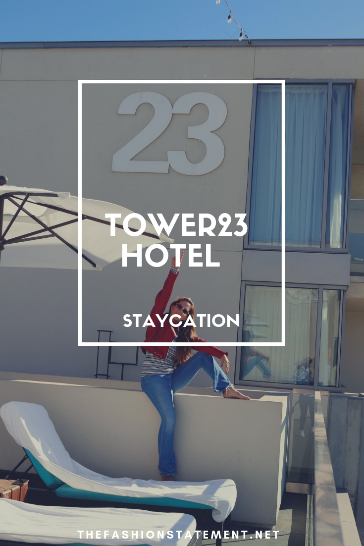 Tower23 hotel staycation