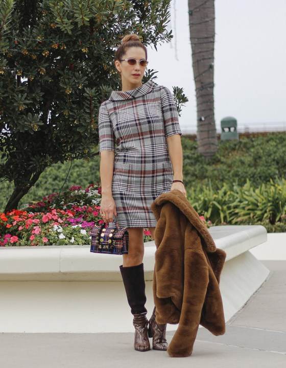 Plaids For a Preppy Fall