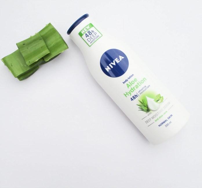 Nivea Aloe Hydration Body Lotion Image