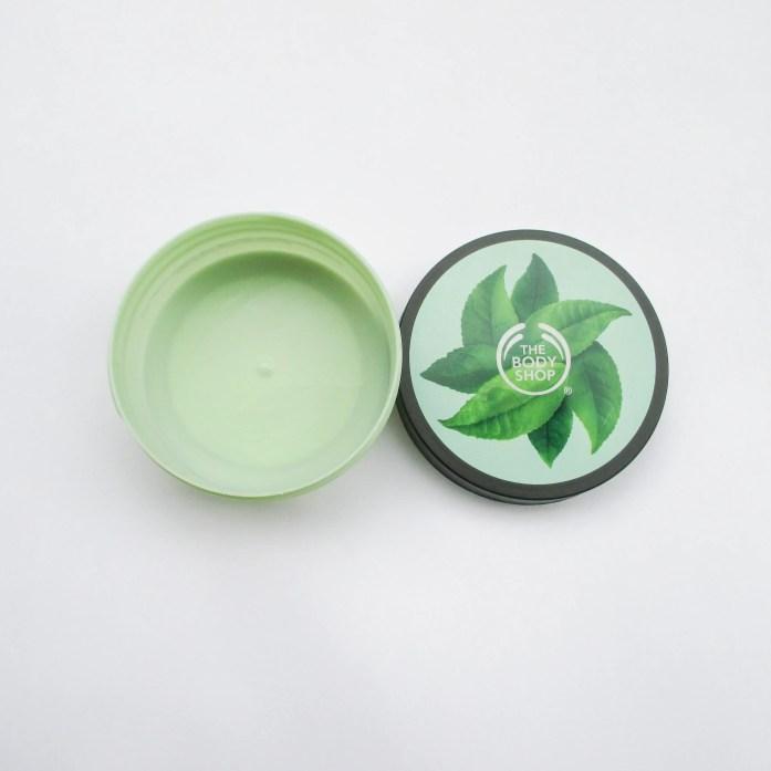The Body Shop Fuji Green Tea Body Butter Update