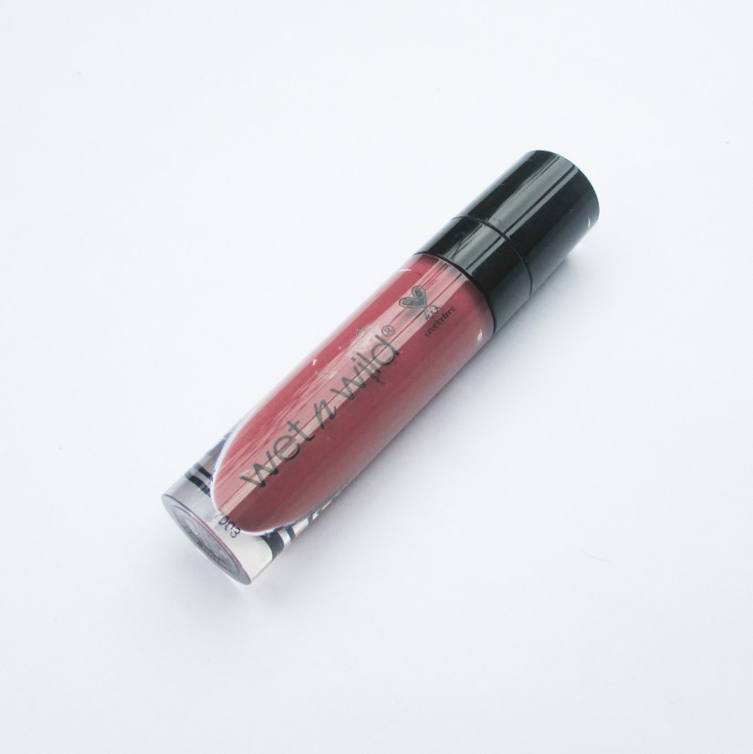 Wet n Wild MegaLast Liquid Catsuit Lipstick - Give Me Mocha