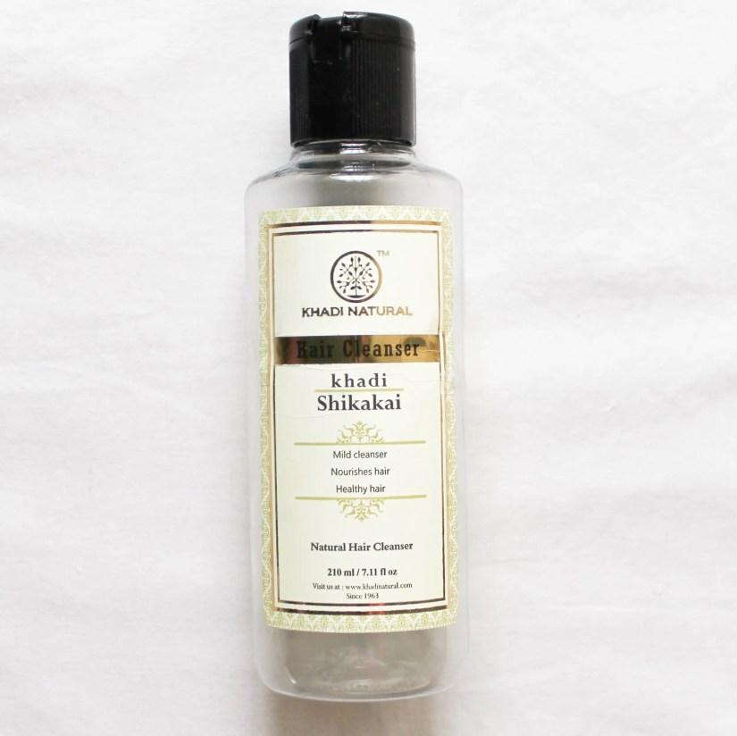 Khadi Natural Shikakai Hair Cleanser