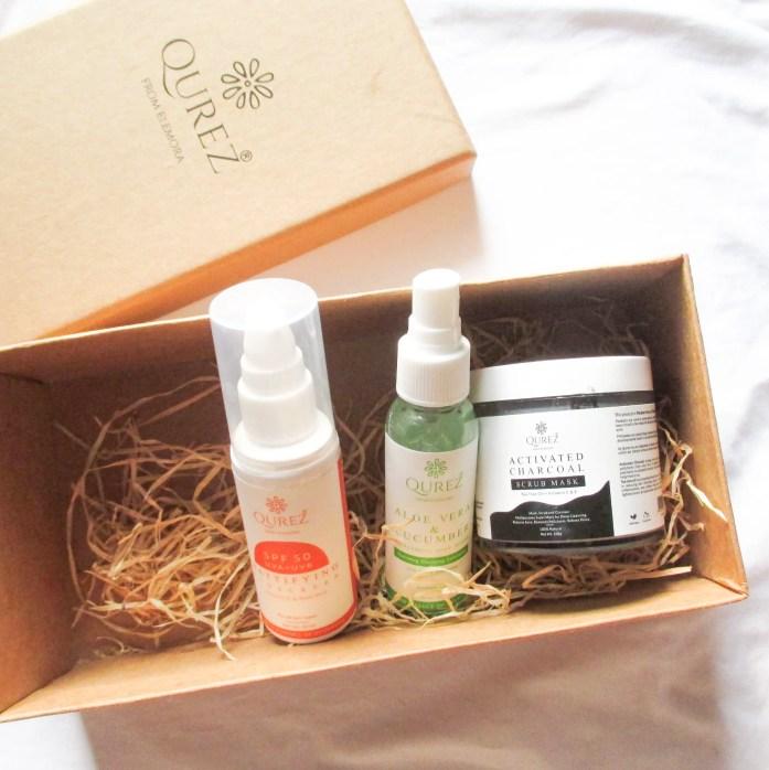 Qurez Skincare Review