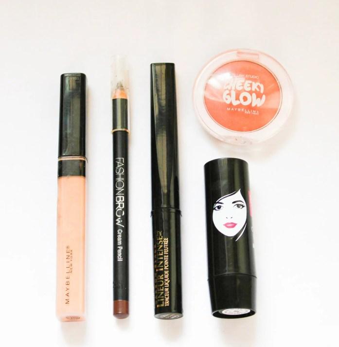Declutter Non Cruelty Free Makeup