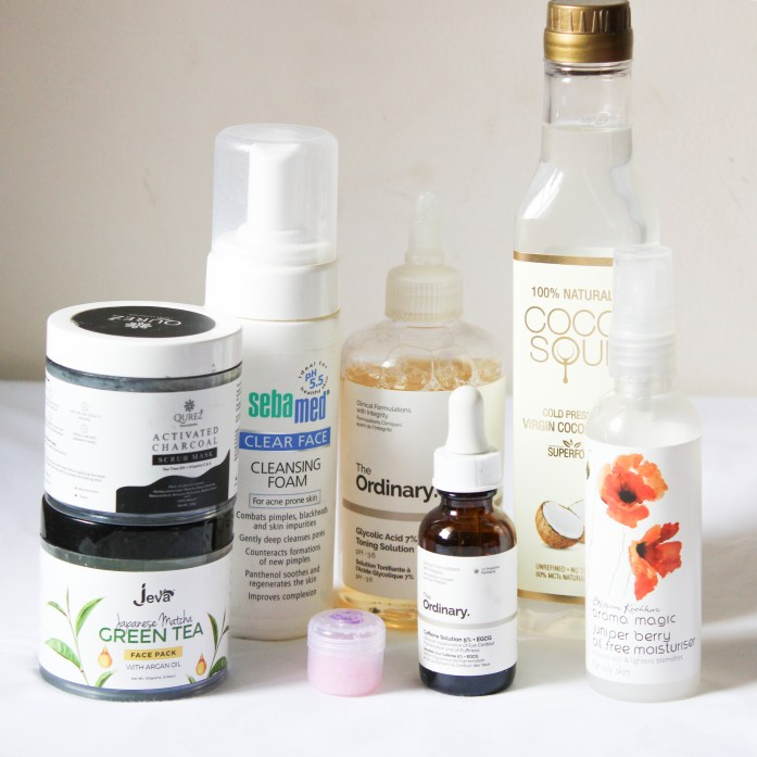 My Nighttime Skincare Routine