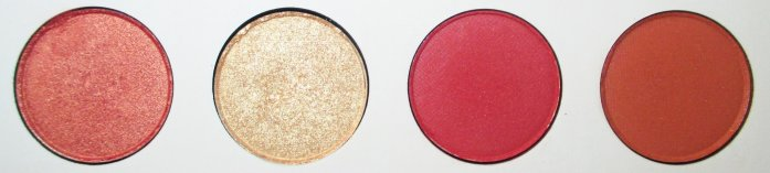 Colourpop Yes Please Palette Louie Butter Cake Spoiled Gno