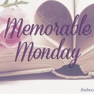 Memorable Monday #66