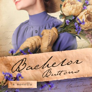 Bachelor Buttons – Character Interview & Giveaway