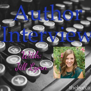 Author Interview With Jill Lynn