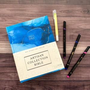 NIV Artisan Collection Bible