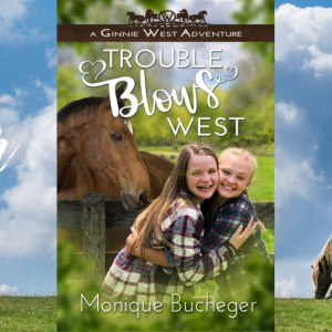 Trouble Blows West – Blog Tour with Author Interview and Giveaway