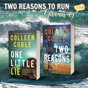 Two Reasons to Run – Takeover Tour & Giveaway