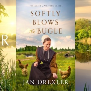 Softly Blows the Bugle – Blog Tour with Review & Giveaway