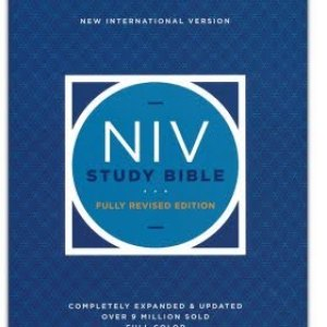 NIV Study Bible- Fully Revised Edition
