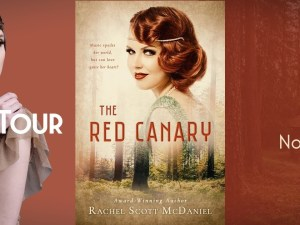 The Red Canary – Takeover Tour & Giveaway