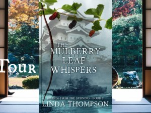 The Mulberry Leaf Whispers – Blog Tour w/ Review & Giveaway