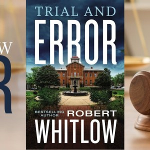 Trial and Error – Blog Tour w/ Review & Giveaway