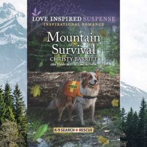 Mountain Survival – Blog Tour & Giveaway