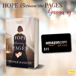 Hope Between the Pages (Doors to the Past) – Takeover Tour w/ Review & Giveaway