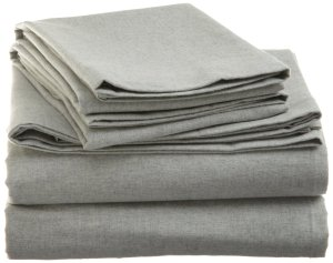 gray flannel sheets