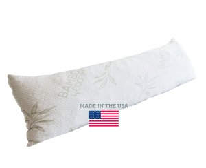 body pillow bamboo