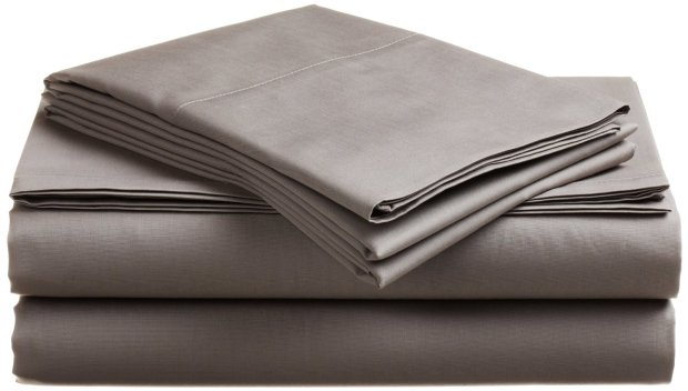 dark gray sheets