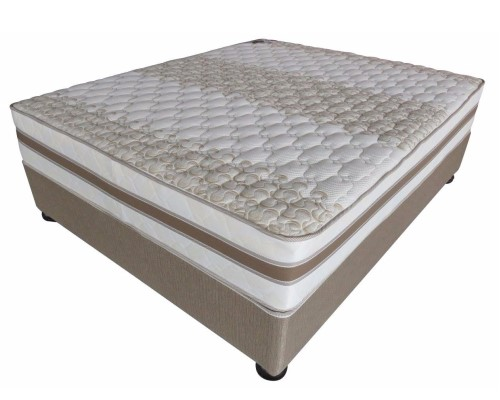 King size latex bed-Chiro plus