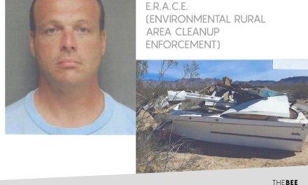 Illegal Dumping in Golden Valley