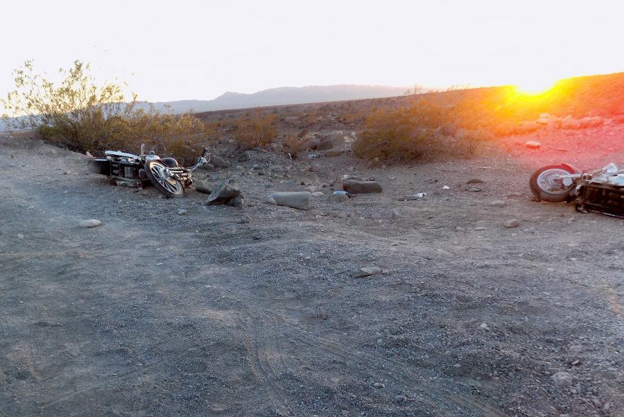 CA Man Killed In Motorcycle Crash