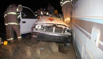 Crash Sends One To Las Vegas Hospital - The Bee -The buzz in