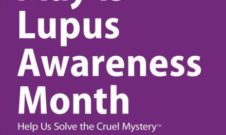 May Designated As Lupus Awareness Month