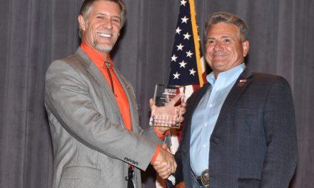 Borrelli, Cobb Recognized At MEC Annual Meeting
