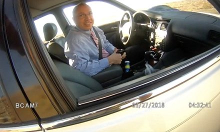 AZ State Rep. Paul Mosley Apologies Following Police Video Speeding Brag