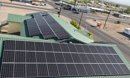 BHCFD Station 6 Latest To Get Solar With Renewable Energy Funds