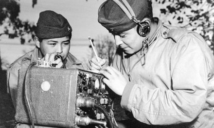 MCC Speaker Series To Discuss The Lives Of Navajo Code Talkers