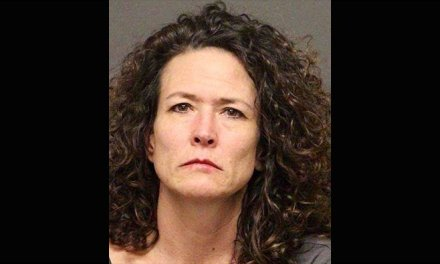 Woman Arrested After Leading Officers On Pursuit
