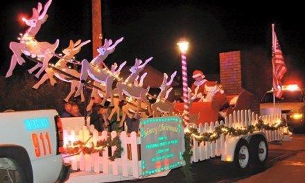 FOP's Visit With Santa Kicks Off December 4
