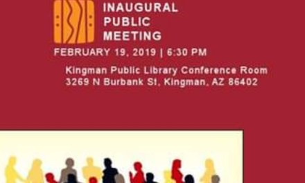"KINGMAN ~ A New Social Club in Town ""Kingman Freethinkers"""