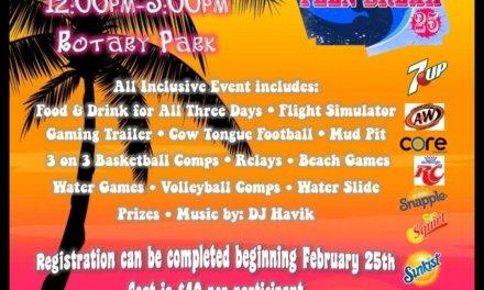 LAKE HAVASU – Teen Break Event at Rotary Community Park