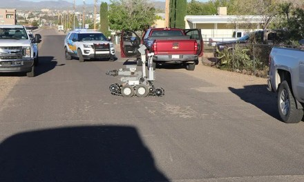 Homemade Explosive Devices Found in Kingman Home  – Charges Filed