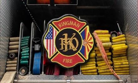 Stolen Kingman Fire Dept Uniforms!