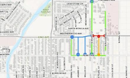 Kino Avenue Waterline Project Update