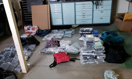 ESTIMATED $4.5 MILLION IN DRUGS DISCOVERED BY TROOPERS DURING TRUCK INSPECTIONS IN NORTHERN ARIZONA