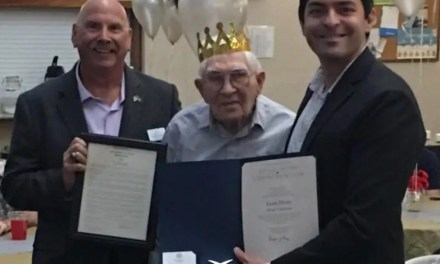 Happy 100th Birthday to Gene Osmon Drury