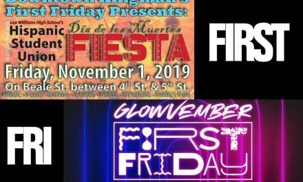 First Friday ~ Kingman & Lake Havasu City