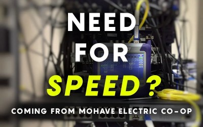 High-Speed Fiber Broadband ~ Get involved!