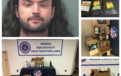 $3 Million in Drugs pulled of Streets
